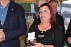 Remise de la medaille de la commune de villerest 348